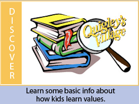 Discover basic information about kids and values image.